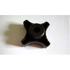 SUPACAT SECURING KNOB BLACK PLASTIC HAND WHEEL TYPE